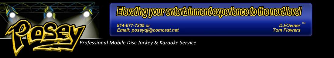 Posey DJ & Karaoke Service